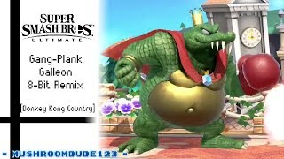 Gangplank Galleon 8-Bit Remix - Super Smash Bros. Ultimate [Donkey Kong Country]