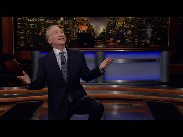 Monologue: Tested, Masked, and Spread Apart | Real Time with Bill Maher (HBO)