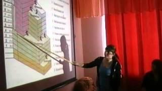 Мой урок новой школе - Сабурова