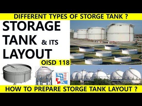 Storage Tanks   Storage Tanks Layout   OISD 118   Piping Mantra  