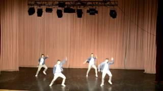 Mix Dance Crew- кружит (Монатик) 2017