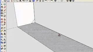 SketchUp для ПГС. Жилой дом. Нулевой цикл, перекрытия, стены. Урок 1.