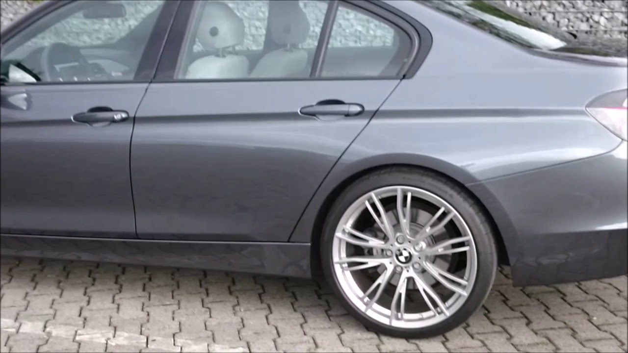 original bmw performance r ckleuchten f30 f80 youtube