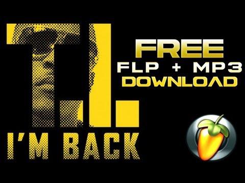 Free FL Studio Project File FLP | TI - I'M Back  (Re-Prod. Limit Beats)