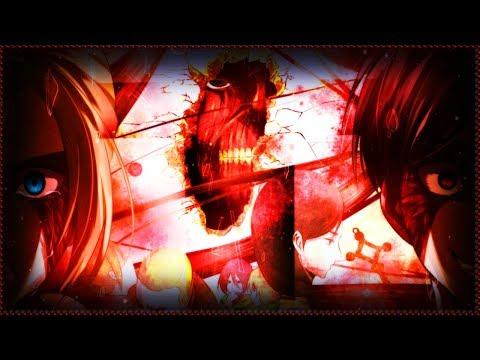 🎵♬►「opfert-eure-herzen-心臓を捧げよ-shinzou-wo-sasageyo!」【nightcore-(shingeki-no-kyojin-進撃の巨人)】