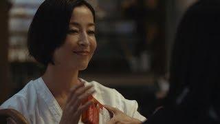 人気ロックバンド・B'zが宮沢りえ主演の新TVCM『何本分話そうかな』に書...