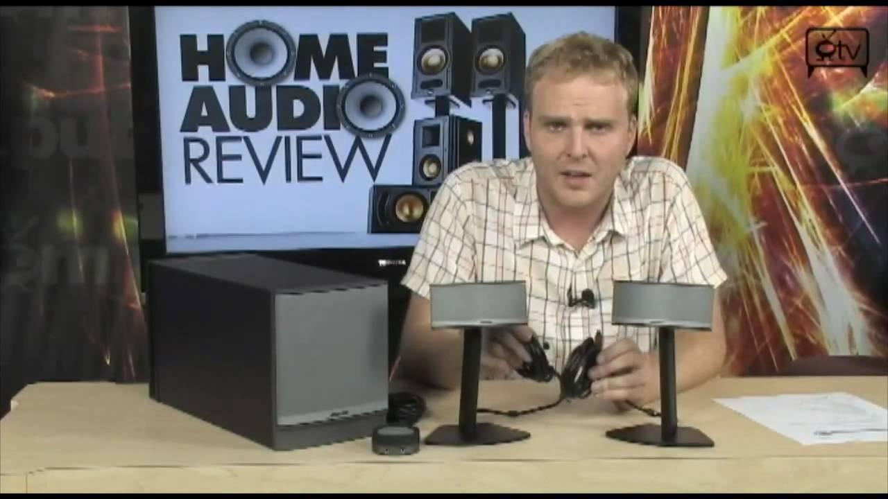 Bose® Companion® 8 Multimedia Speaker System