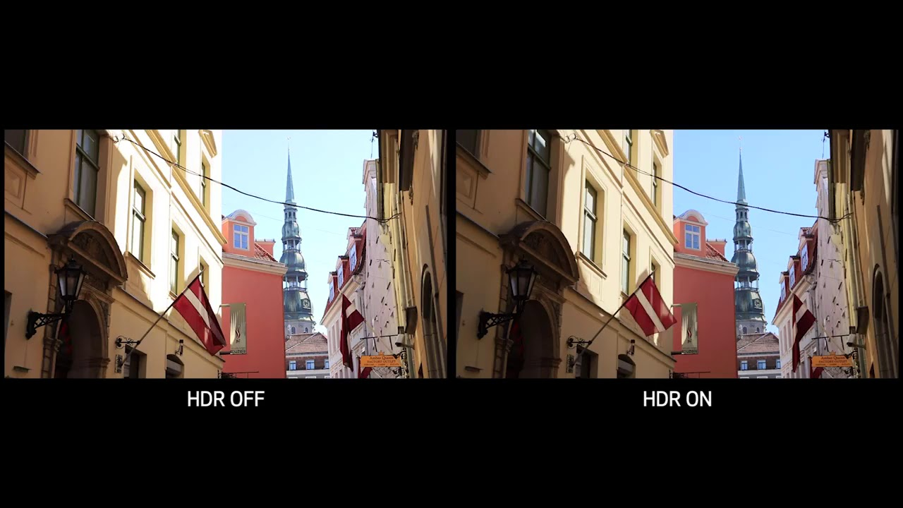 Canon EOS - HDR Video in the EOS 6D Mark II Digital Camera