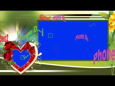 green screen Wedding frame Love effects pics videos green screen thumbnail