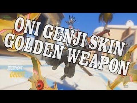 Golden Genji Montage - YouTube