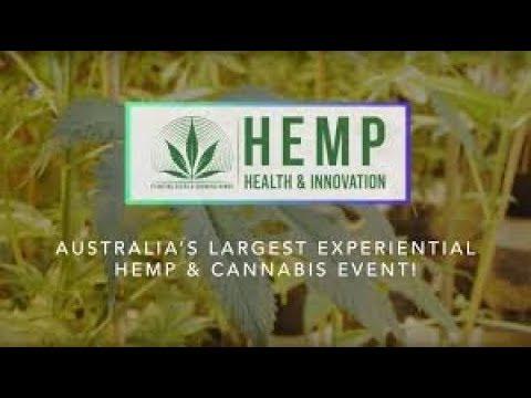 Hemp Health And Innovation Expo Melbourne