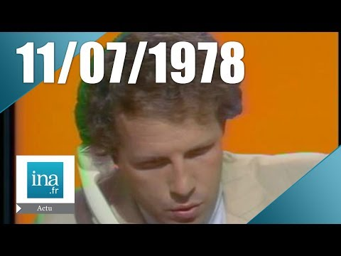 20h Antenne 2 du 11 juillet 1978 - Explosion meurtière dans un camping | Archive INA