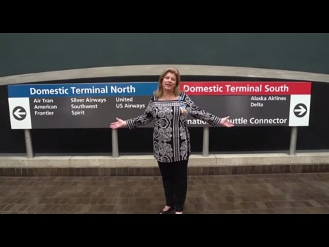 MARTA'S Airport Station Tour