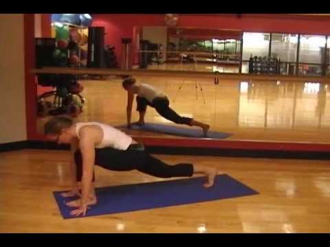 Intermediate Vinyasa Yoga Sequence: Leg Strength and ...