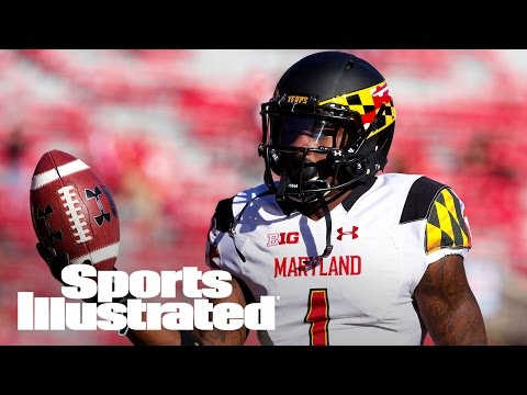Rising Stars: Stefon Diggs, University of Maryland Terrapins | Sports Illustrated