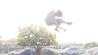 Slow Motion Flips/Freerunning 2 ft. Ryan Rosario
