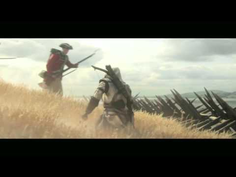 Assassins Creed Trailers The White Stripes  Seven Nati Army The Glitch Mob Remix Edit