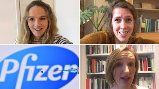 'I'm excited, happy and hopeful': Telegraph health reporters react to Pfizer vaccine approval