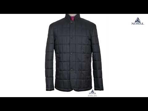 Куртка мужская: купить куртку арт. 204. Куртки мужские оптом и розн NowaLLmen / Демисезонная куртка