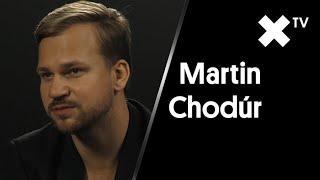 """""""Na společné skládání s Karlem Gottem u něj doma u klavíru nikdy nezapomenu."""" – říká Martin Chodúr."""
