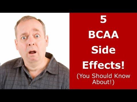 5 BCAA Side Effects