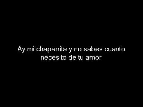 Alacranes Musical-Dame Tu Amor Lyrics