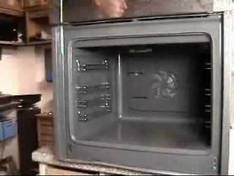 electric oven wiring diagram trailer 7 way round how to replace neff fan element youtube