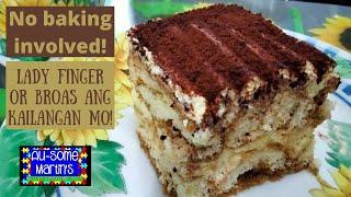 Easy Tiramisu recipe  How to make Tiramisu  No-bake dessert  Criteria for diagnosing ASD