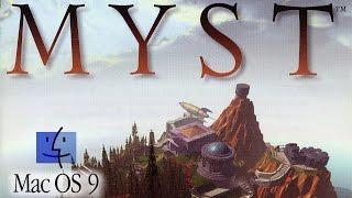 𝐎𝐒𝟗 Myst - Ein Spaziergang [Mac OS 9] - der leu