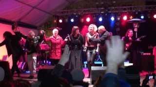 Újévi koncert és utcabál Szombathelyen - 2014.