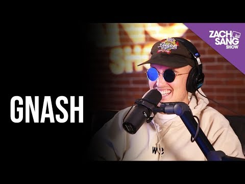 gnash Talks His Debut  we dear insecurity & i hate u i love u