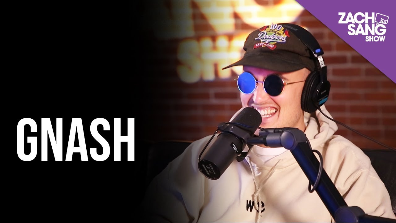 gnash Talks His Debut Album 'we', dear insecurity, & i hate u i love u
