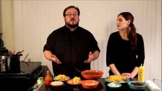 The Cooking Chapel - Cincinnati Style Chili