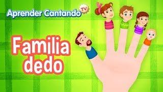 Familia dedo - Canciones Infantiles de Aprender Cantando