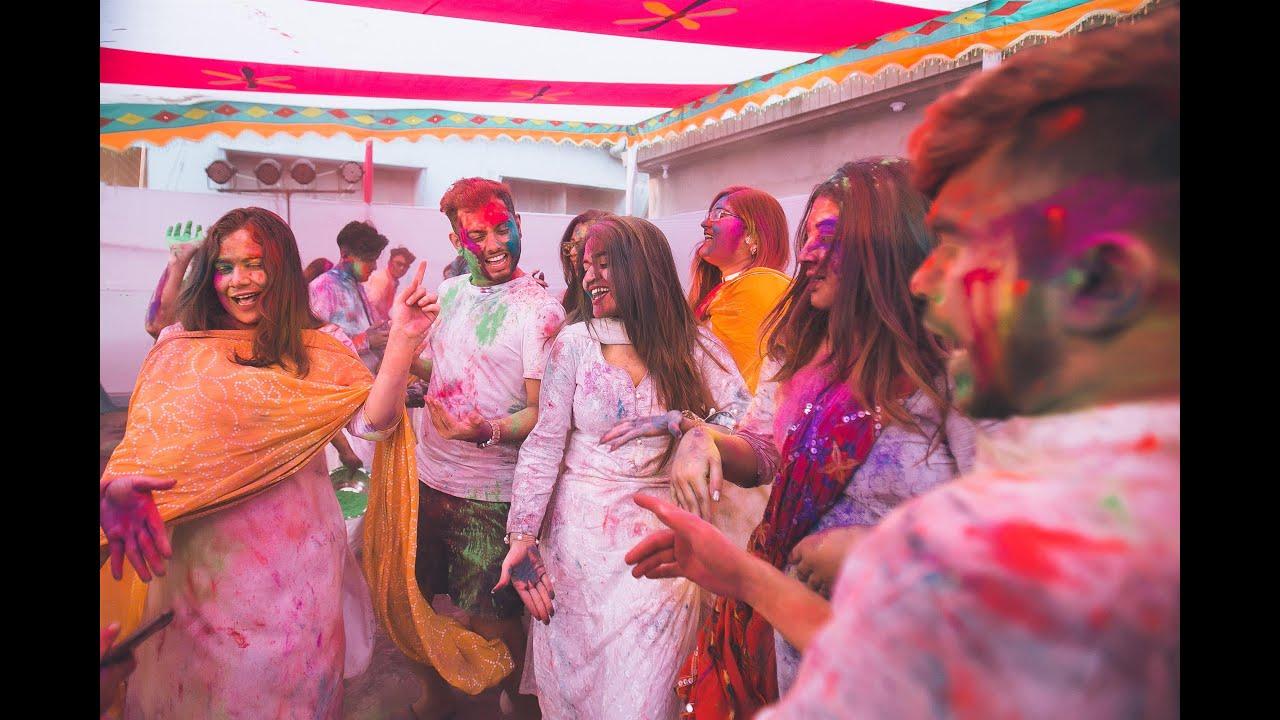 Drohee & Faham Rong Khela | Wedding chronicle