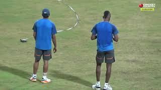 Hardik Pandya opts for a funky hair-do ahead of India's tour of Sri Lanka