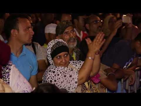 Festival Noujoum Gnaoua Casablanca 2016