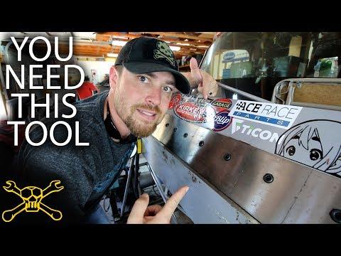You Need This Tool - Episode 70 | Sheet Metal Pan And Box Brake