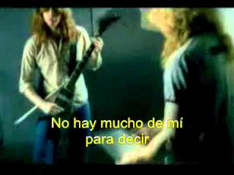 Megadeth - Of Mice And Men (Español)