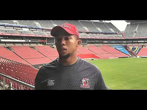 Elton Jantjies on brother Tony looking to make Super Rugby debut