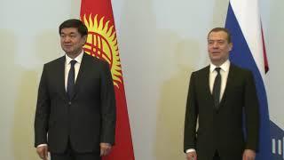 Երևանում տեղի է ունեցել Եվրասիական միջկառավարական խորհրդի նիստը