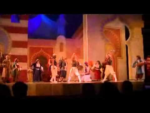 Aladdin Musical DisneyCA Part1