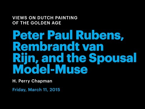 Peter Paul Rubens, Rembrandt van Rijn, and the Spousal Model-Muse