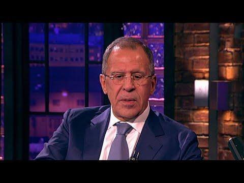 Главе МИД России Сергею Лаврову сегодня 70.