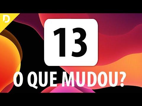 iOS 13 : O QUE MUDOU?