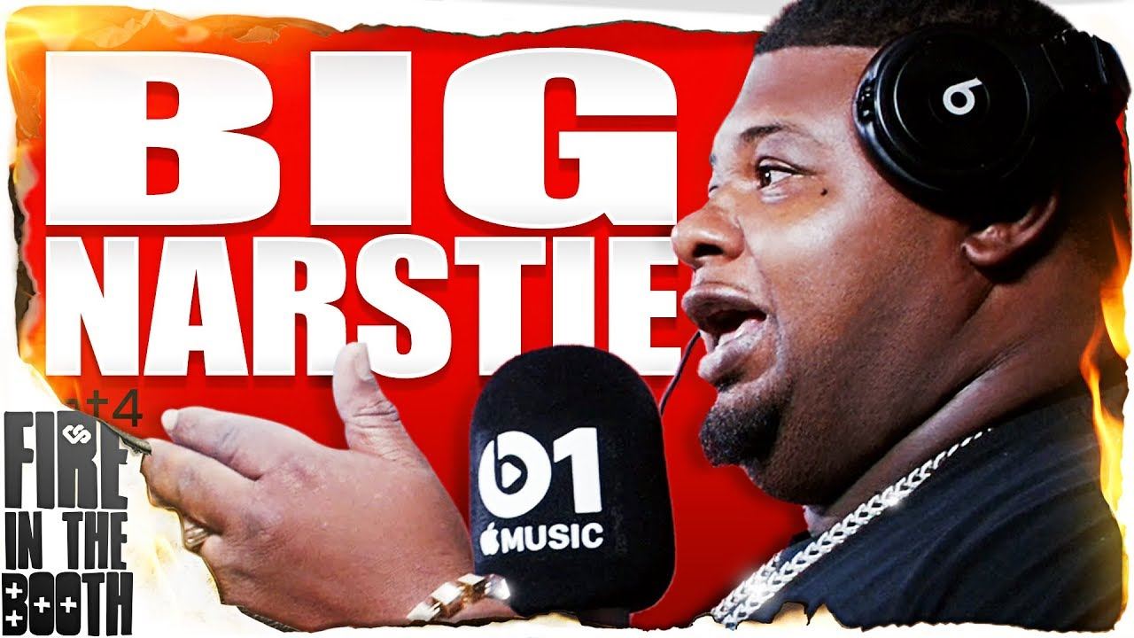 Download Big Narstie - Fire In The Booth pt4