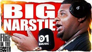 Big Narstie - Fire In The Booth pt4