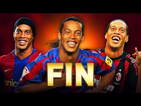 10 MOMENTS INOUBLIABLES DE RONALDINHO ! #FIN