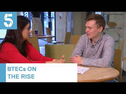 Is The Future Of BTEC Qualifications In Doubt? | 5 News