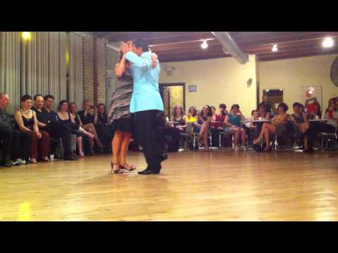 Alicia Pons & Luis Rojas Perform in Chicago #1 2May2014